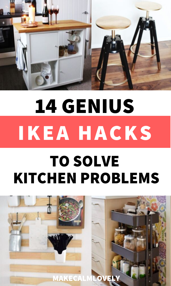 14 Great IKEA Hacks for Your kitchen | Casas, Muebles y Casitas