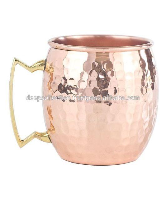Source Russian Standard Since 1941 Copper Drinking Mug Wine Vodka