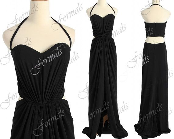Hey, I found this really awesome Etsy listing at https://www.etsy.com/listing/167317574/halter-sweetheart-long-spandex-black