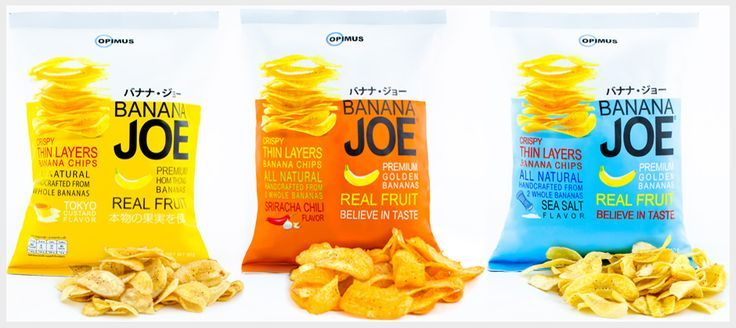 banana chips package - photo #2