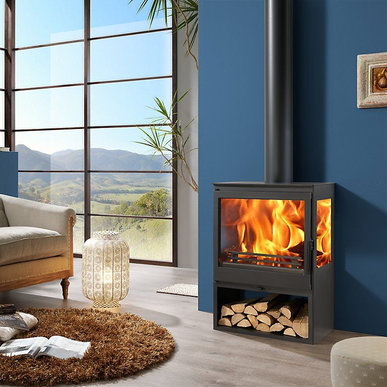 Estufas De Lena Leroy Merlin Freestanding Fireplace Wood Burning Fireplace Fireplace
