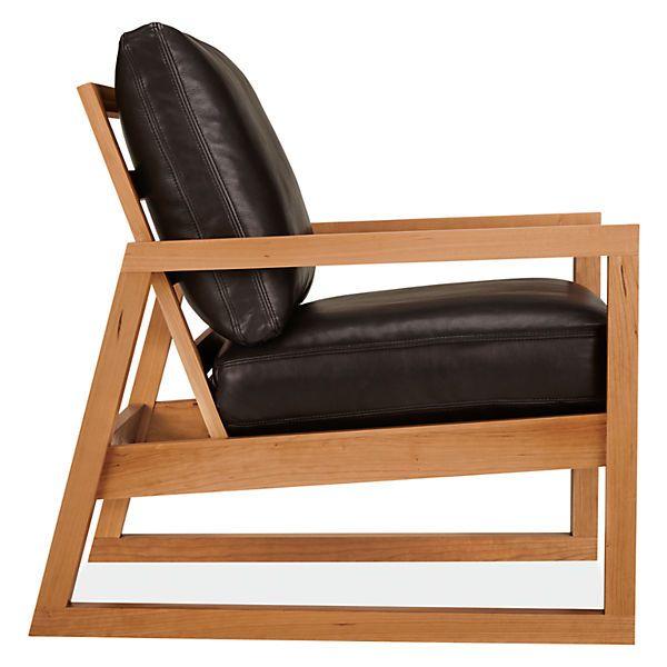 Nara Leather Chair   Chairs   Living   Room U0026 Board