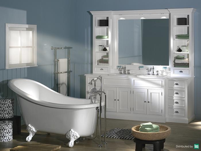 Helemaal retro met een jaren 30 badkamer badkamer pinterest