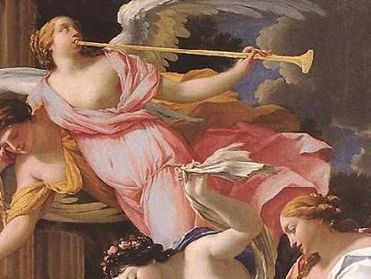 Pheme {personification/goddess of fame, gossip and renown