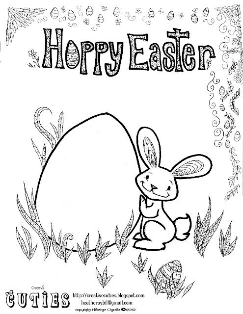 Easter Coloring Page Easter Coloring Pages Unicorn Coloring Pages Printable Coloring Pages