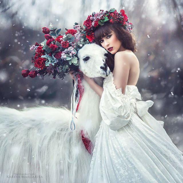 La photographe Margarita Kareva recrée des contes de fées russes en photos. C'est magnifique !