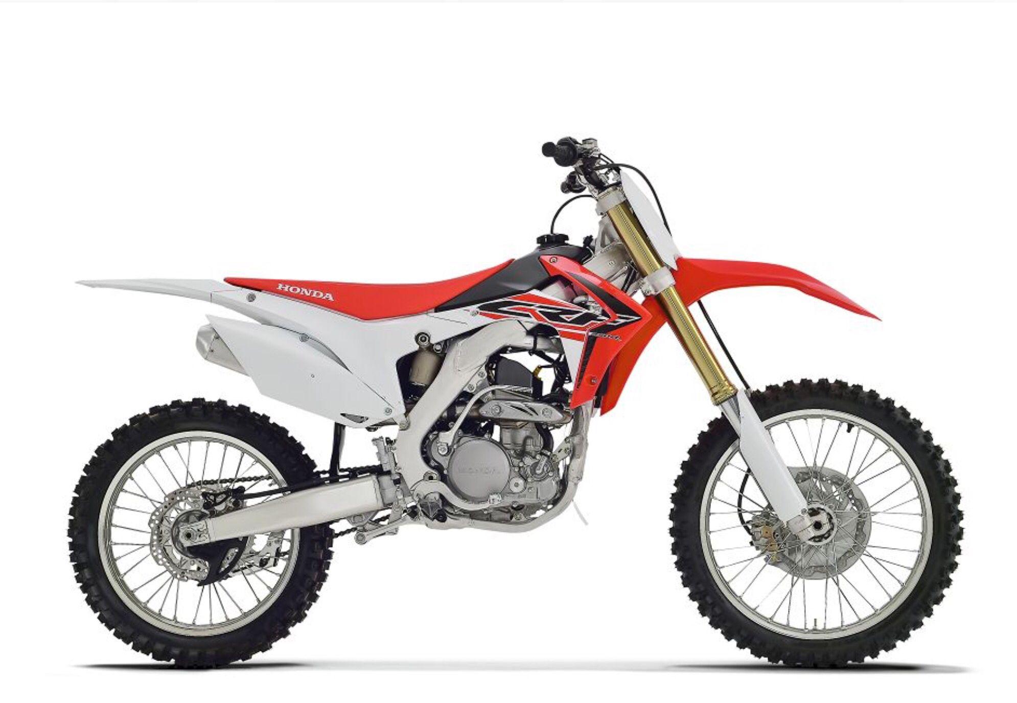 Honda CRF250R YM2016