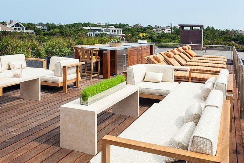 25 Inspiring Rooftop Terrace Design Ideas | Rooftop, Rooftop deck ...