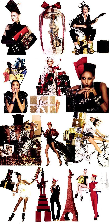 Paris Vogue Holiday 3 Obsessed Fotosessiya Fotografii Stil