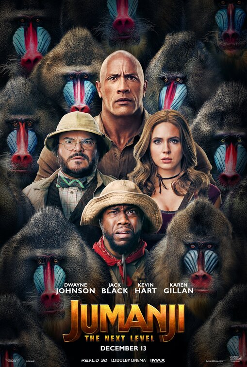 Click To View Extra Large Poster Image For Jumanji The Next Level Free Movies Online New Poster Full Movies