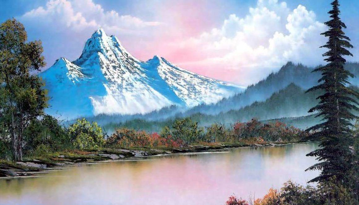 Pin on Art- Pastels {landscapes}