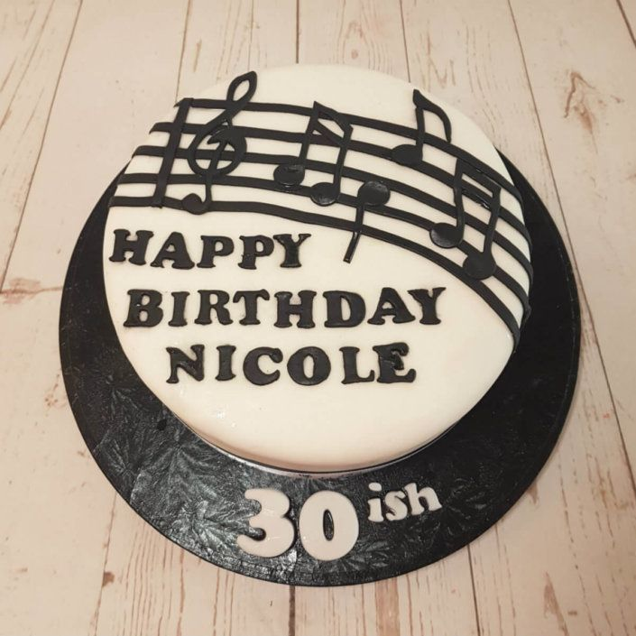 Pin By Birthday Cakes By Name On Nick