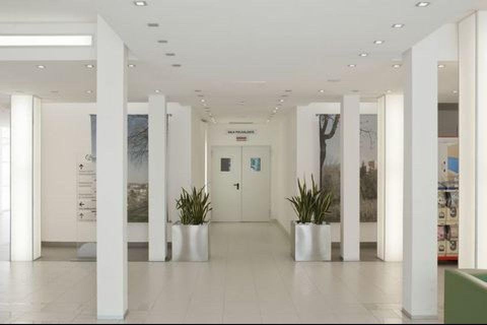 Volta mantovana hospital chb architect chiara bortolato architetto studio in mantova italia - Architetto mantova ...