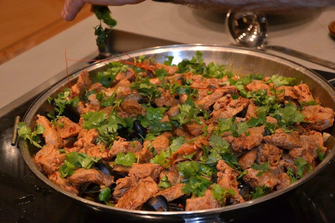 Portuguese Wok :)   | Erlebe ein unglaubliches Kocherlebnis mit uns in unserem Traumhaus in Sintra | Insider-cooking.com