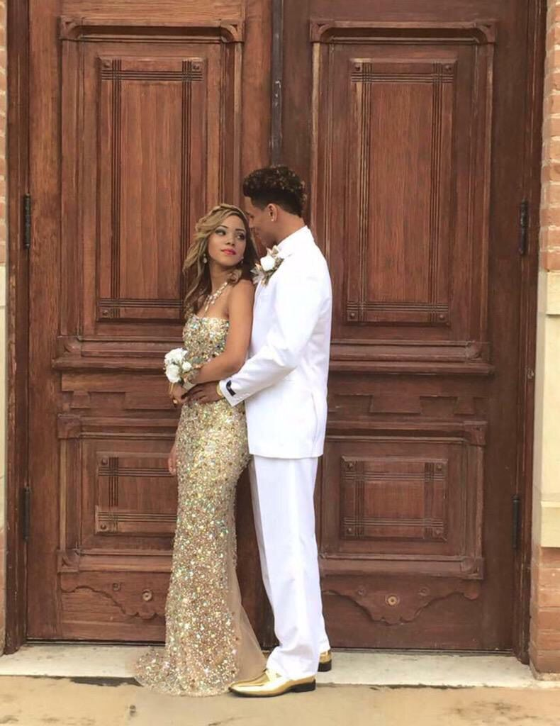 Gold Couple White Mixed Prom 2015 Love Date Sparkle Prom Couples Red Prom Dress Long Gold Prom Dresses [ 1024 x 790 Pixel ]