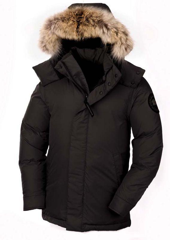 Canada Goose Men Black Calgary Jacket