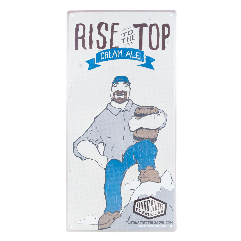 Third Street Rise To The Top Tin Tacker