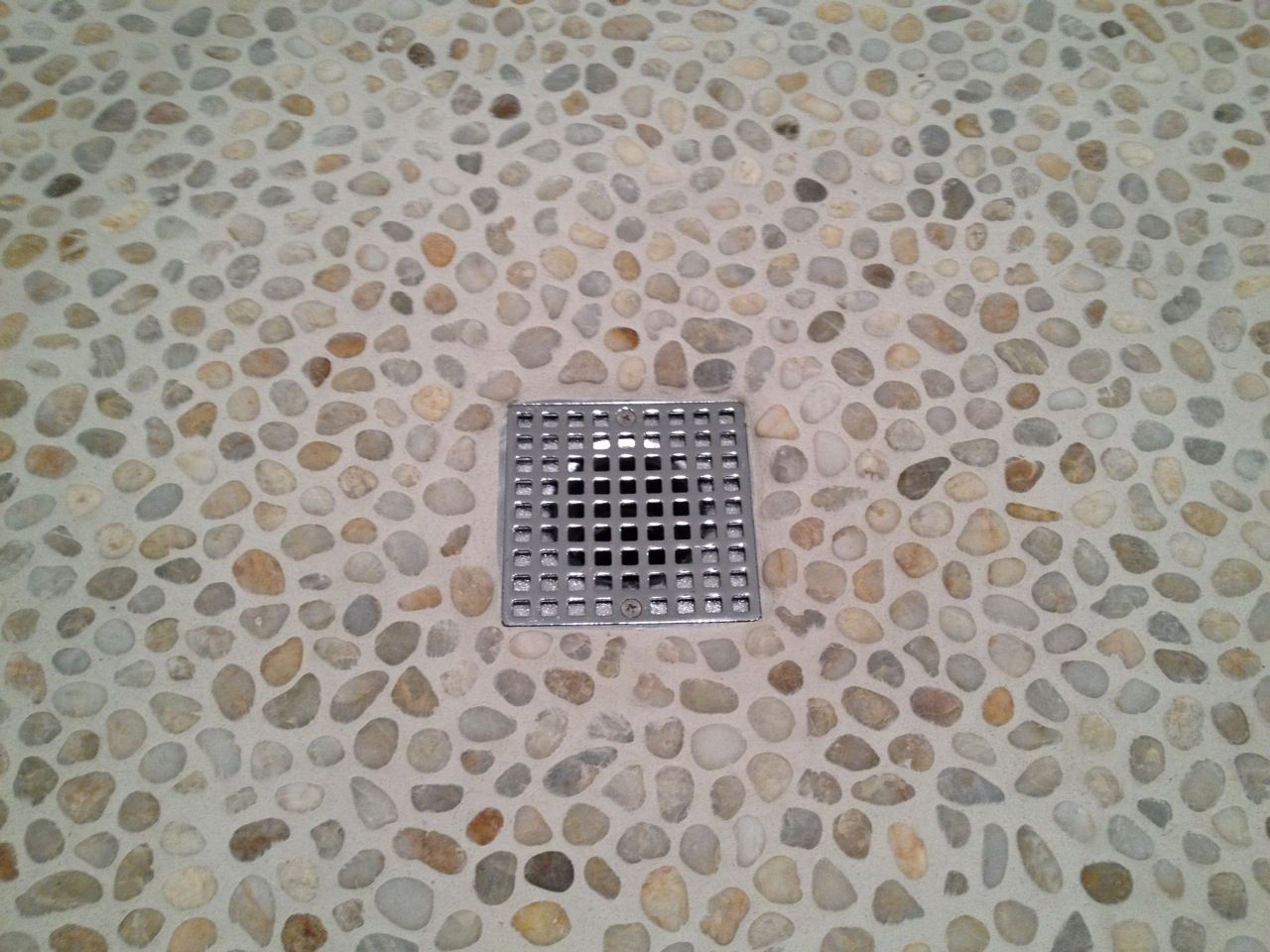 No Curb or No Dam Shower's featuring Barrier Free Bathrooms (No-Hob): Lowering your drain connection for your shower.