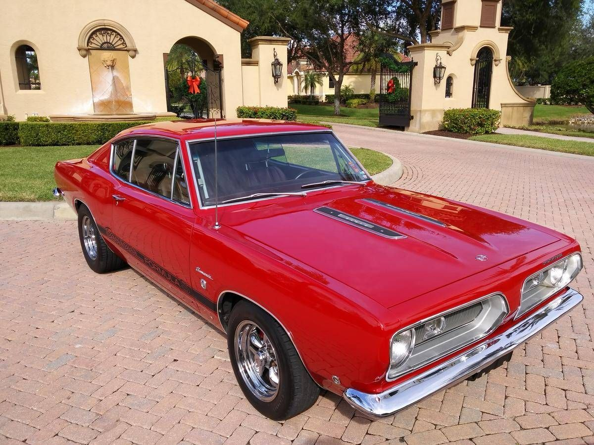 1968 Plymouth Barracuda | 60s & 70s Cars | Pinterest | Plymouth ...