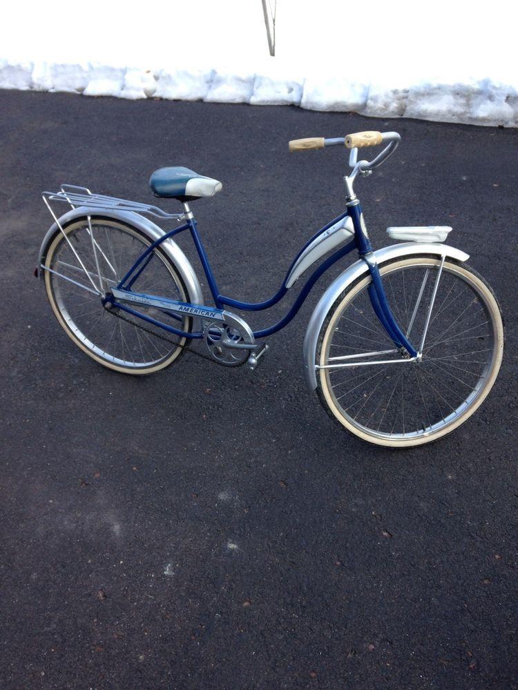 92bb42b60a2 Schwinn American Deluxe Girls Vintage Bicycle #Schwinn | Antiques ...