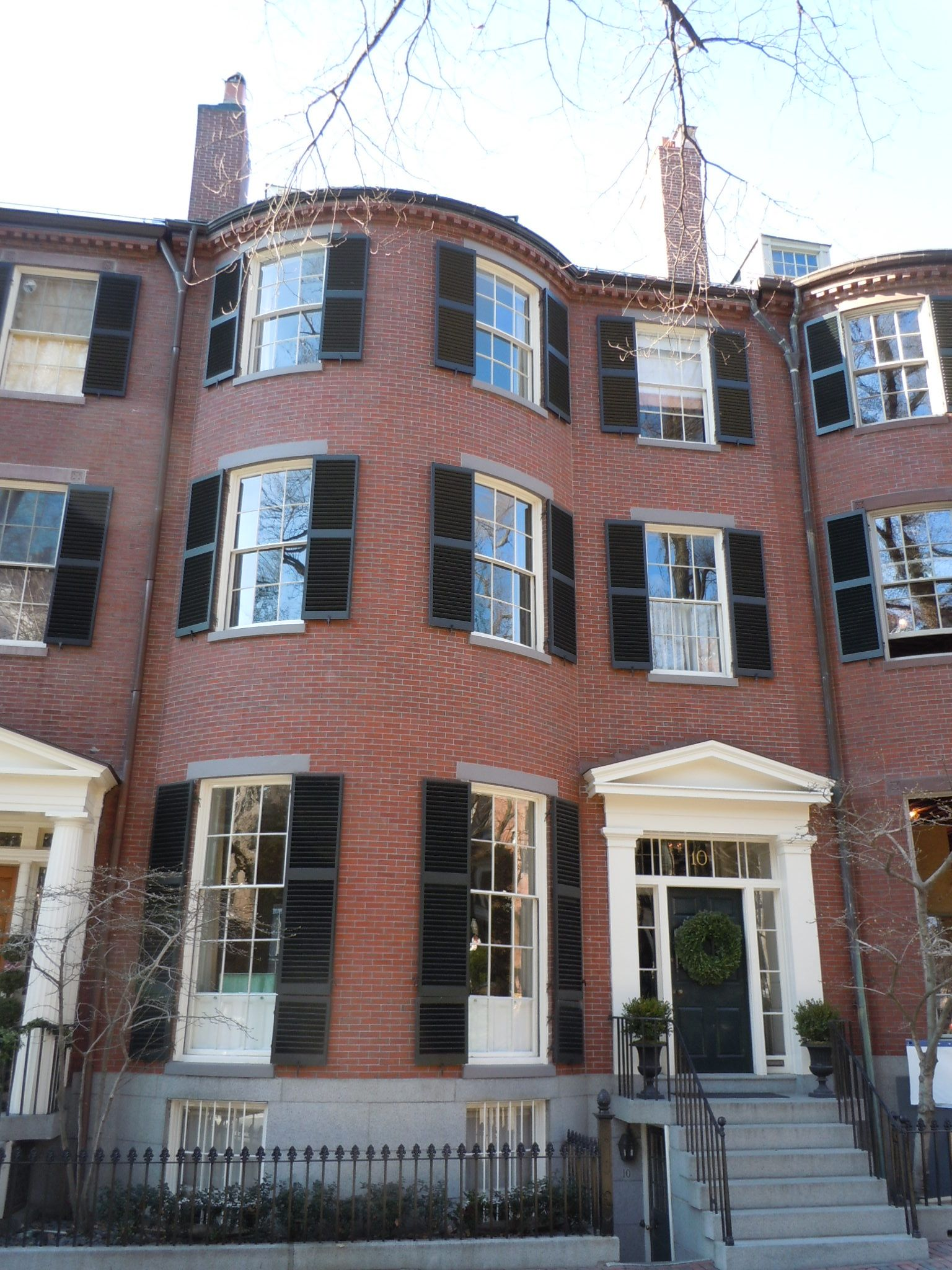 House Where Louisa May Alcott Died Louisa May Alcott Louisa
