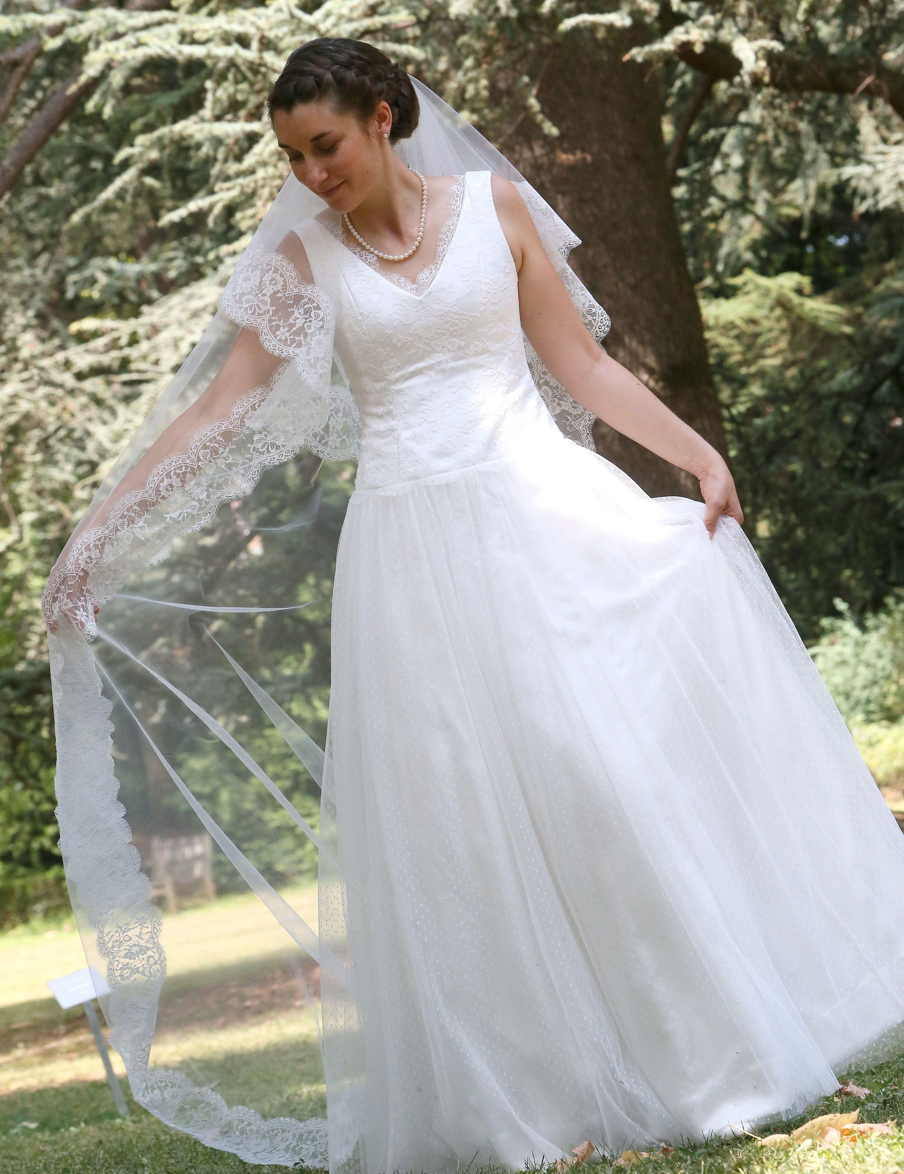 Robe mariee sur mesure toulouse