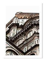 Brunelleschi's Duomo by domino prints