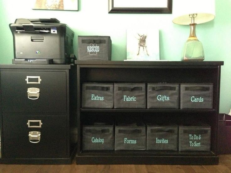 home office solution. Home Office Solution For Small Spaces With Your Way Cubes By Thirty One!