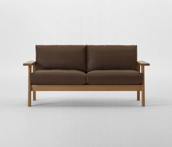 Bruno Two Seater Sofa Sofas From Maruni Architonic Sofa Seater Sofa Furniture