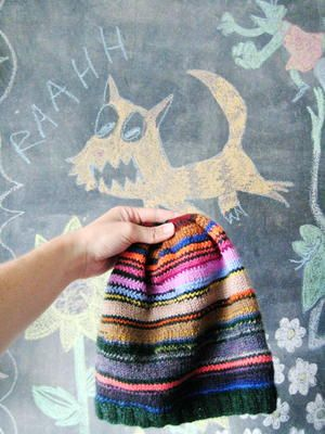 This cute and easy knitting pattern is the perfect pattern ...