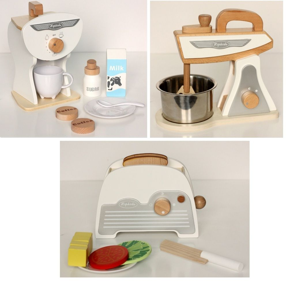 4b5412474 Wooden Toy | Retro Kitchen Accessories Set | Sam's Christmas ideas ...