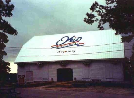 Sandusky County Ohio Bicentennial Barn Sandusky Barn Ohio