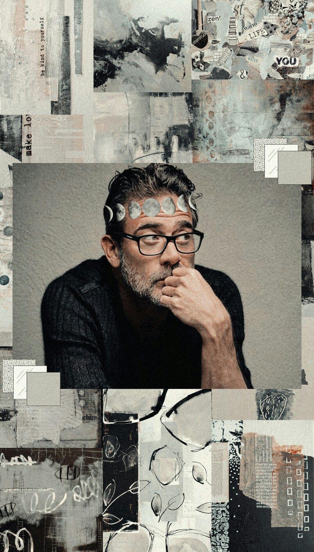 Lockscreen Jeffrey Dean Morgan Wallpaper