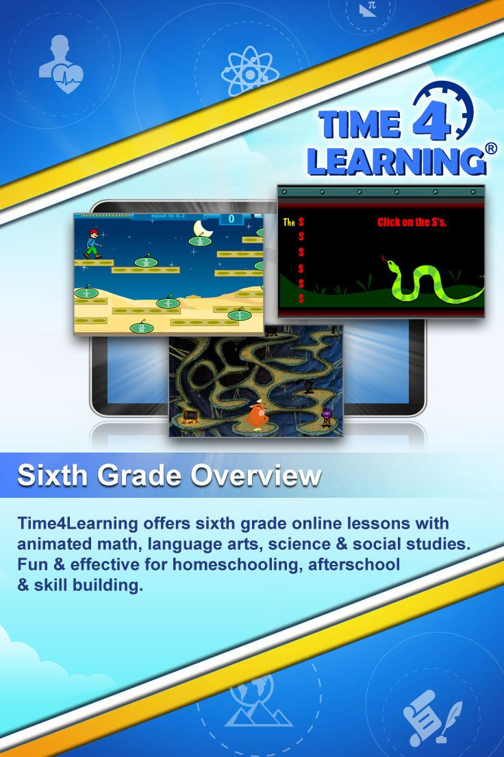 Sixth Grade Curriculum & Lesson Plan Activities   Curriculum ...