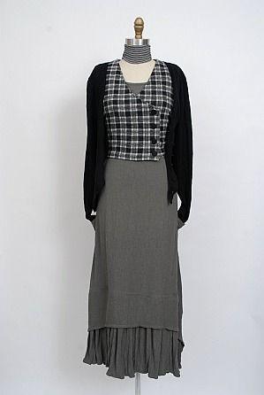 Ivey Abitz skirt...