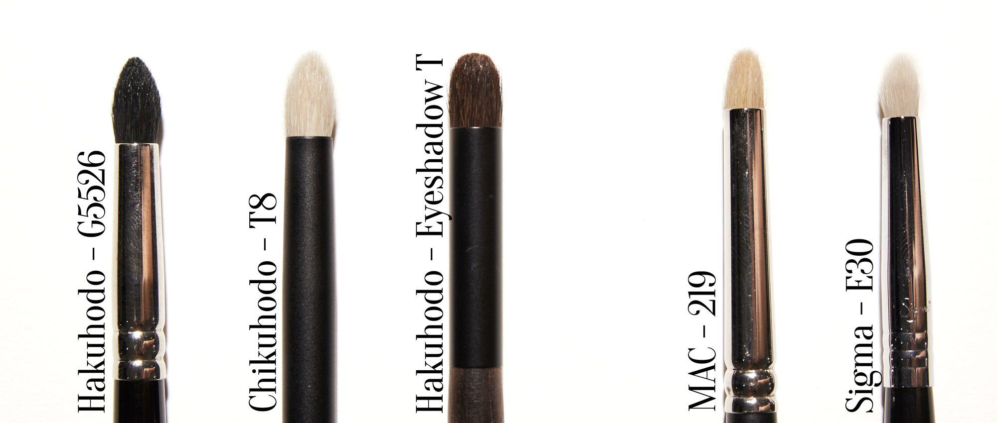 Japanese Brush Starter Kit Eye Brushes Eye brushes