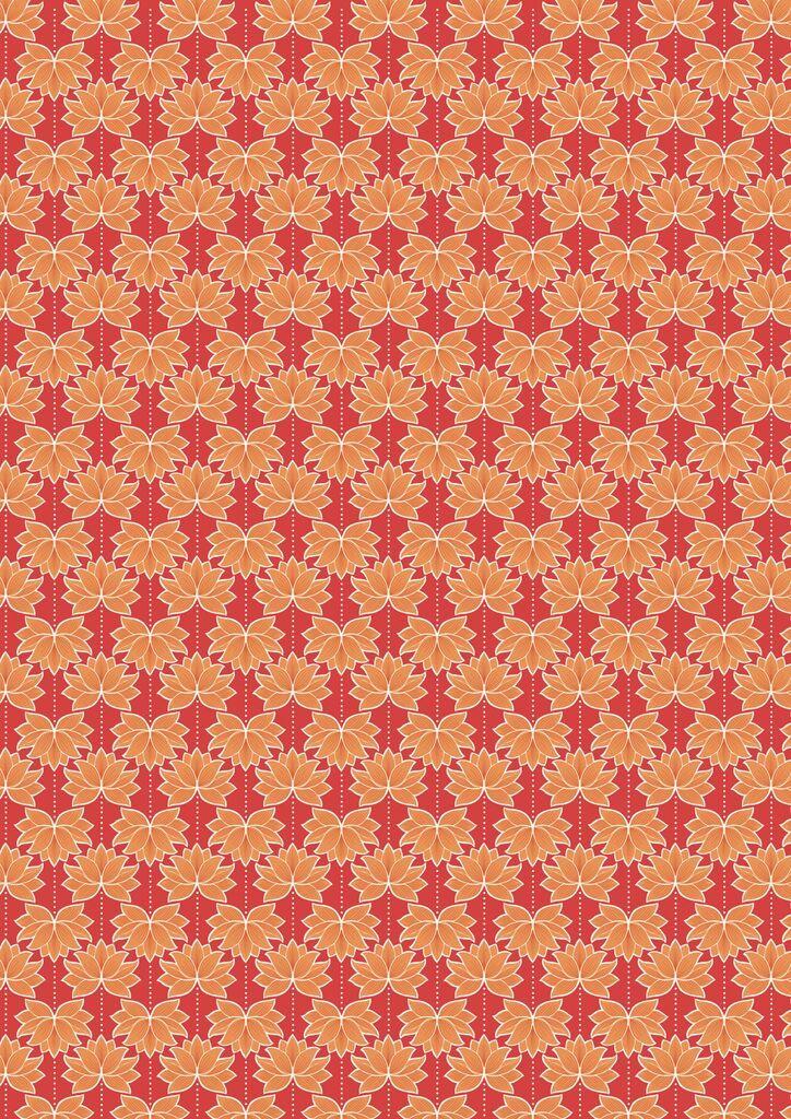Lewis & Irene  Spring/Summer 2016 'Minshan' fabric collection www.lewisandirene.com