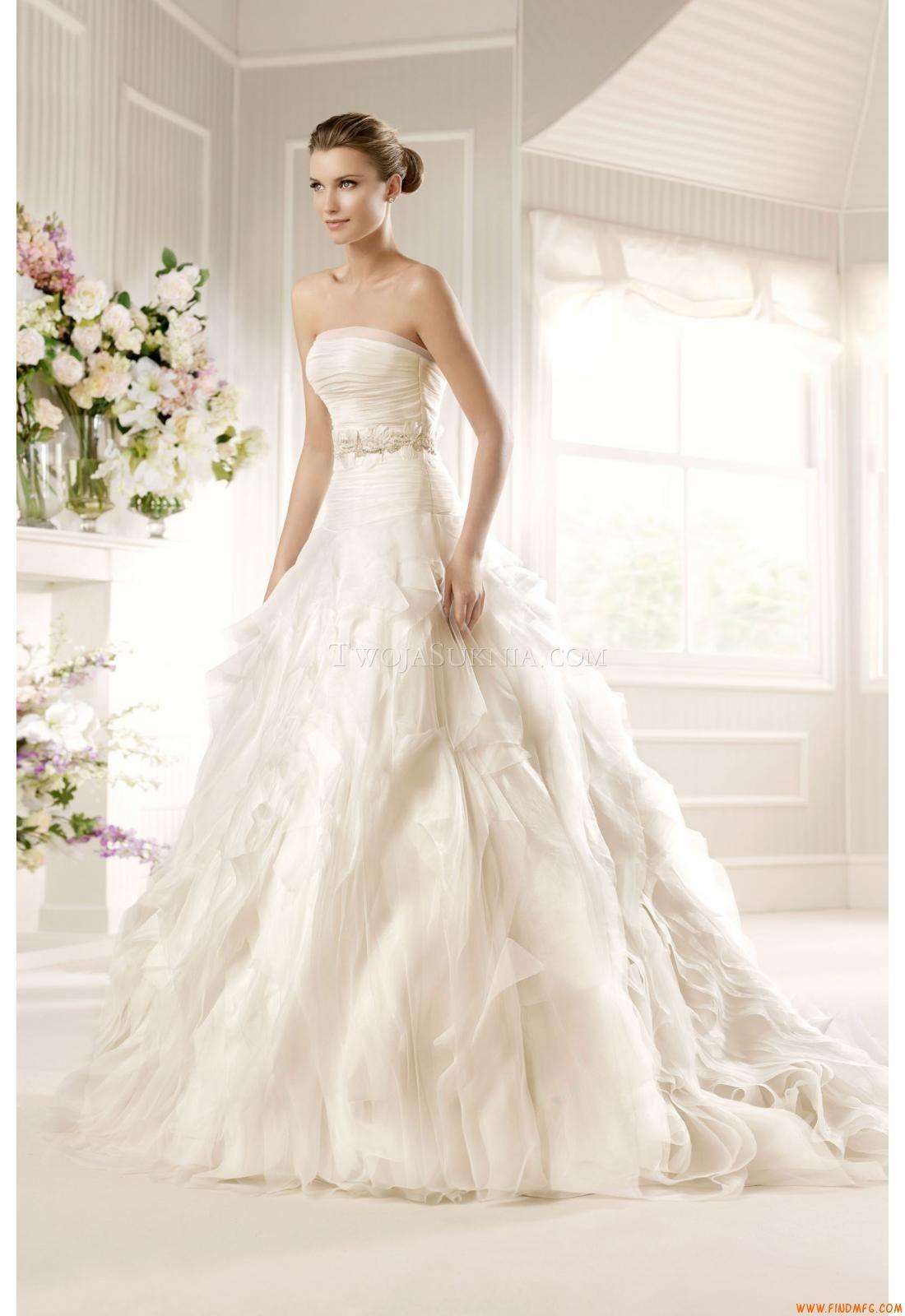 Vestidos de noiva La Sposa Misouri 2013