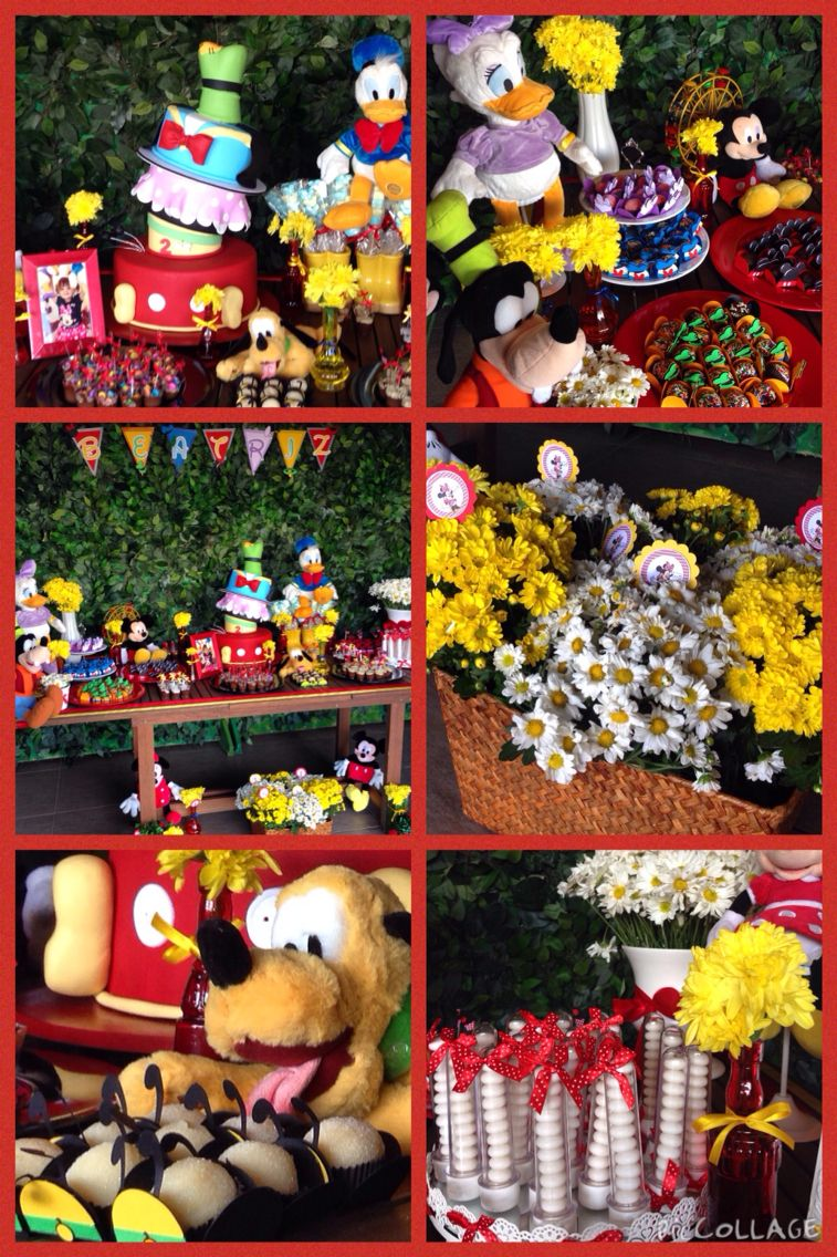 Festa Disney by LuMartinsParty