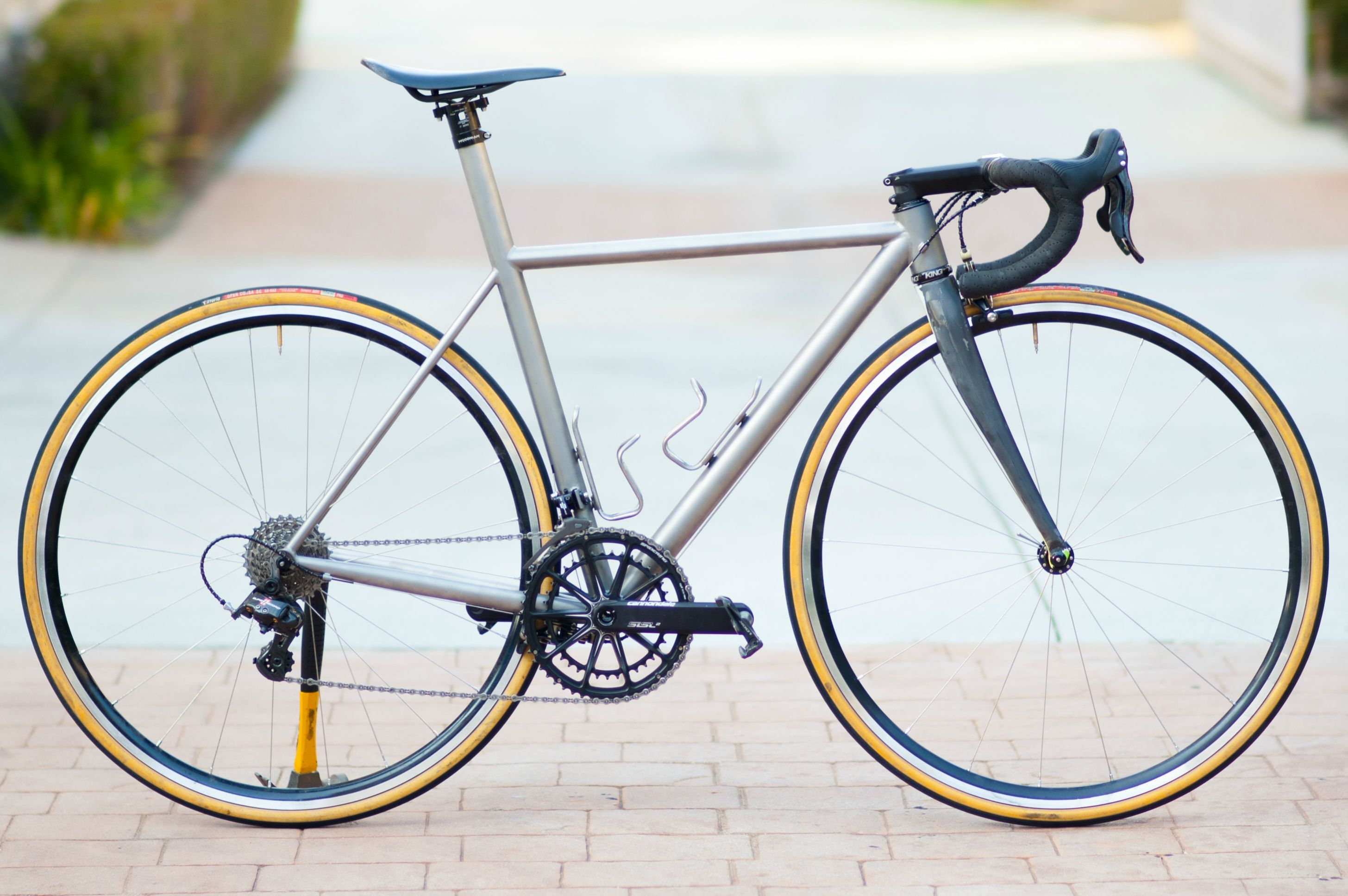Legend IL Re Titanium | Titanium | Pinterest | Bicycling and Cycling