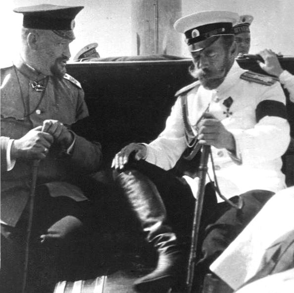 Nikolai and Dr Botkin