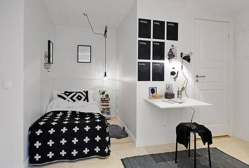 yoursoulinabox:  small room | via Facebook på We Heart It...