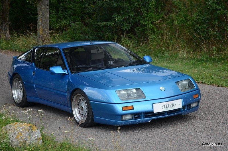 1992 renault alpine gta v6 turbo le mans cars et. Black Bedroom Furniture Sets. Home Design Ideas