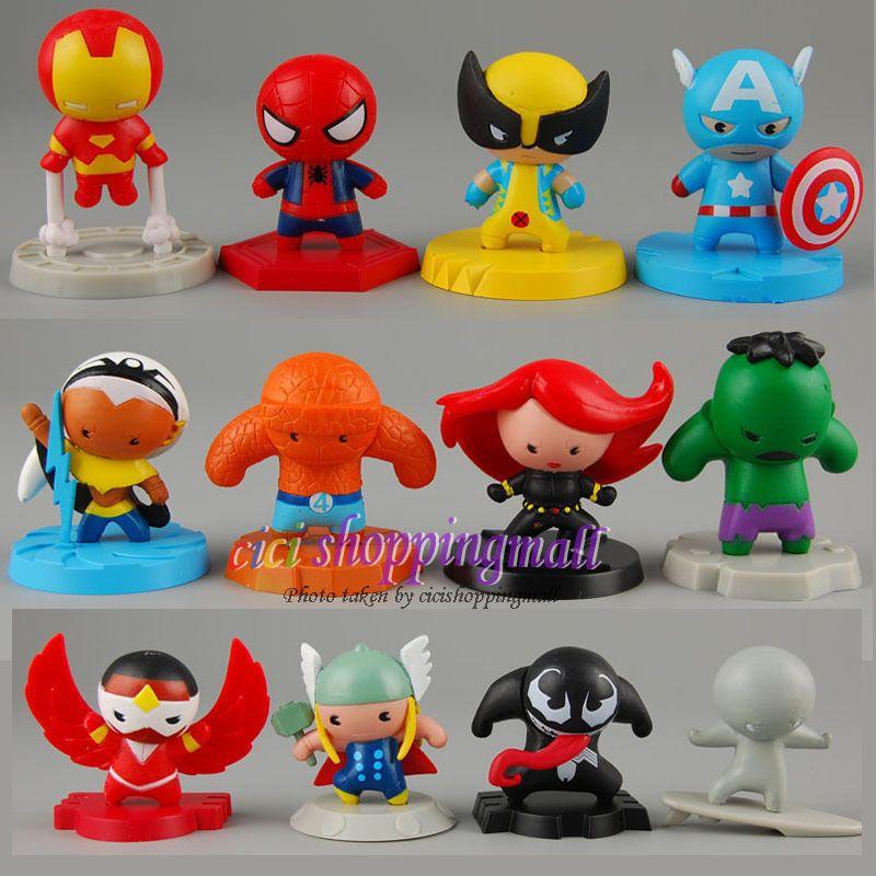 BIG DEAL Marvel Carnage Red Venom Edward Brock Action Figure Toys Gift Collect