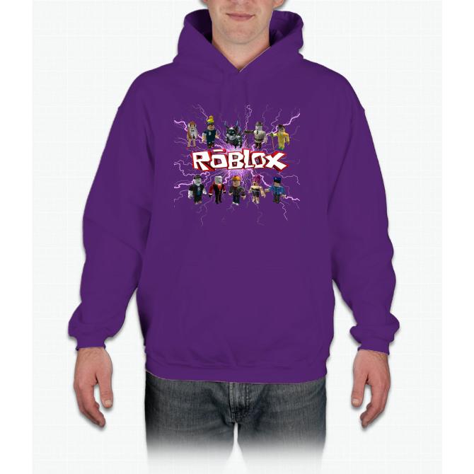 Roblox Nintendo Switch Hoodie