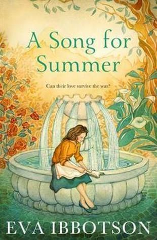 A Song For Summer By Eva Ibbotson Songs Cover Art Audio Books