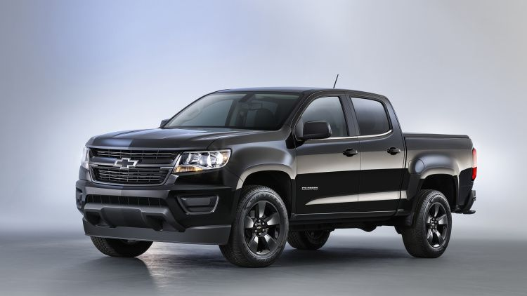 Awesome 2016 Chevy Colorado Z71 4x4