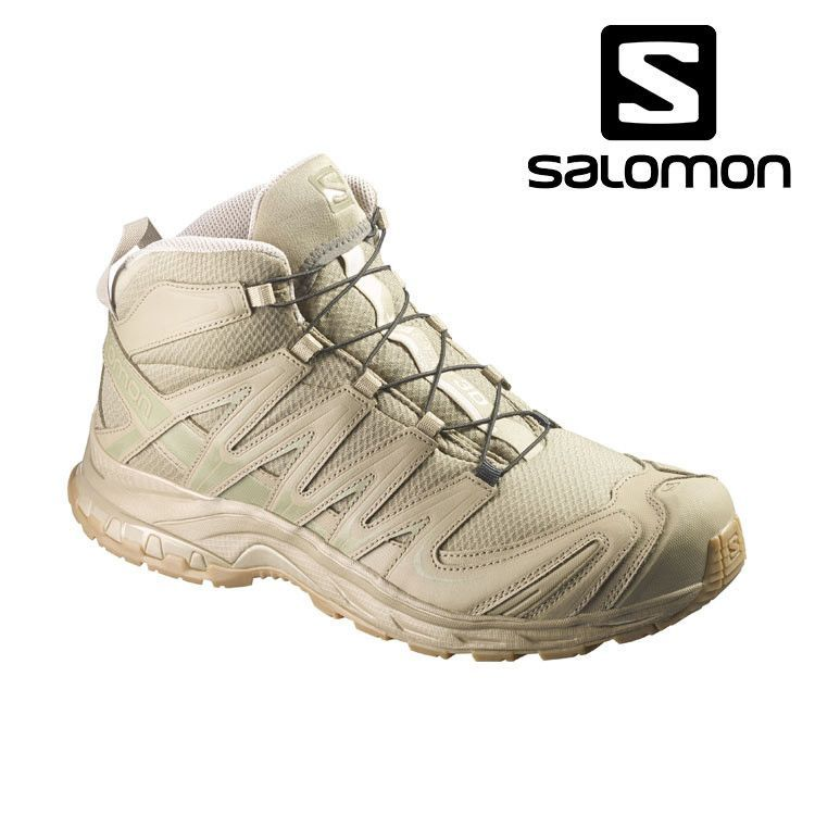 Salomon L37348700 Xa Pro 3d Mid Forces Tactical Boot Calzado Hombre Calzas Zapatos