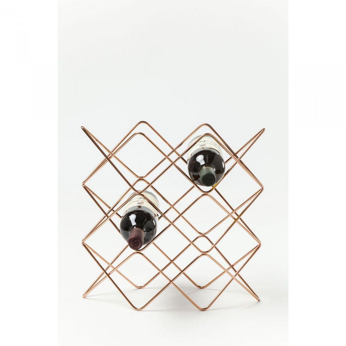 Weinregal Wire Zick Zack - Möbel - KARE Design 34,95 € | Wohnzimmer ...
