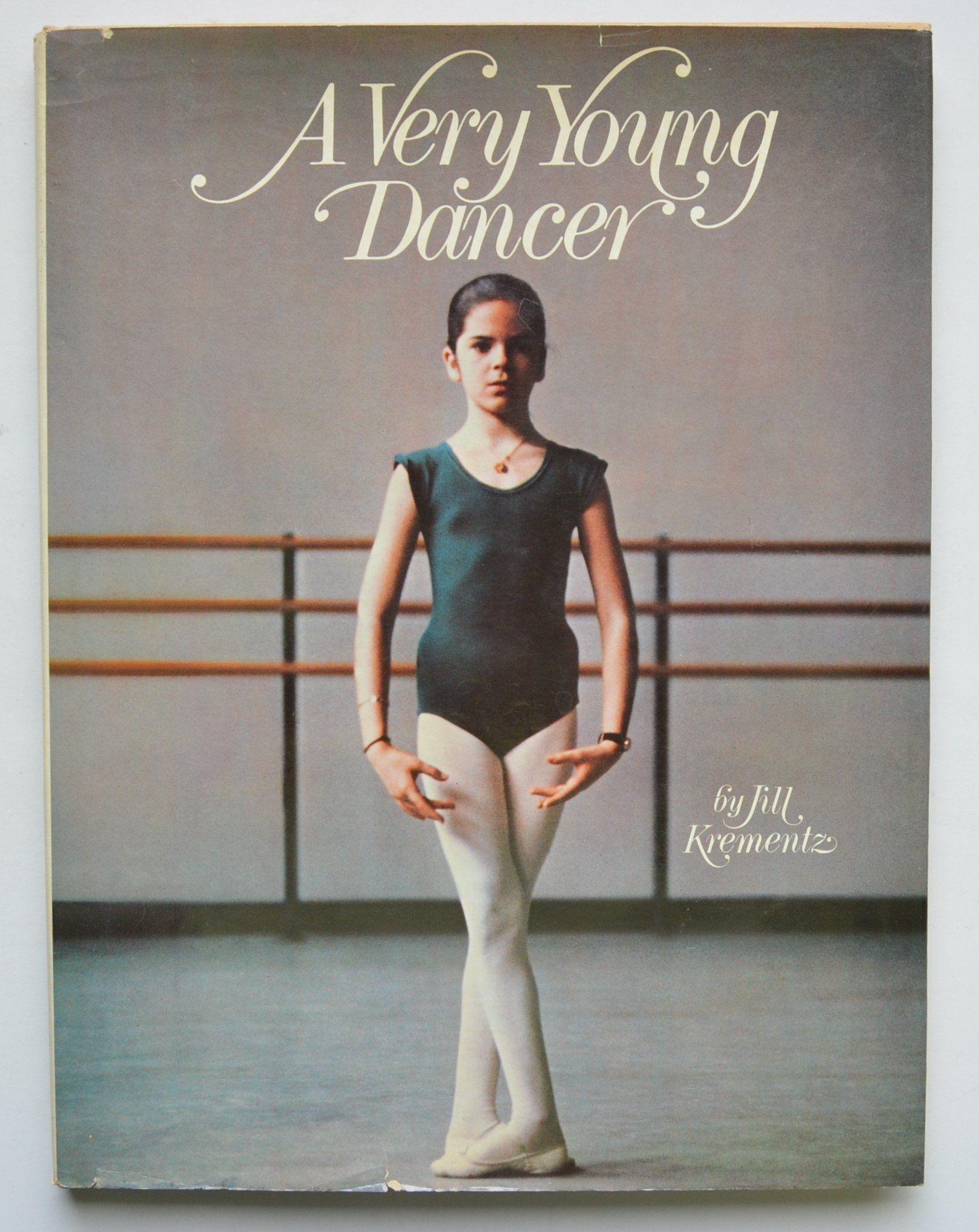 A very young dancer by jill krementz first edition